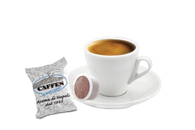 DiCaffe - Lavazza Kaffee Pods - Entkoffeiniert