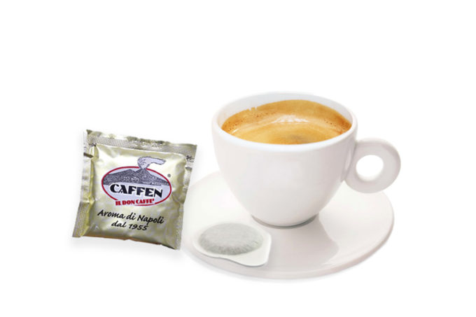 DiCaffe - Kaffee Pods - Oro