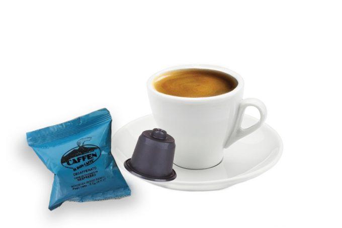 DiCaffe - Nespresso Coffee capsules - Decaf