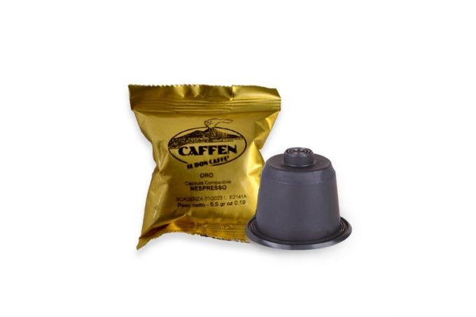 DiCaffe - Nespresso Coffee capsules - Oro