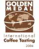 Golden Medal Award: DiCaffè Kaffeemischung Eventis 100% Arabica Vakuum Gemahlen