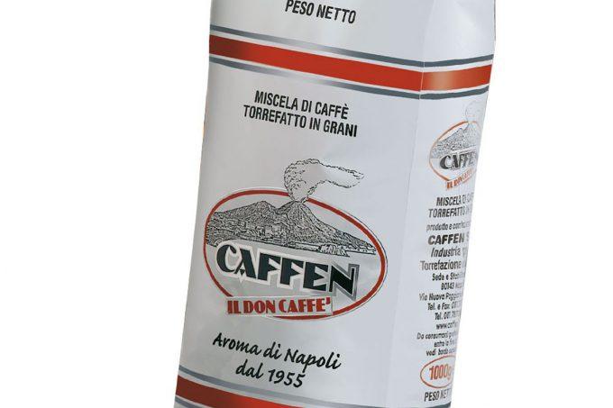 DiCaffè Espresso Mischung Vesuvio 70% Arabica Bohnen 1Kg