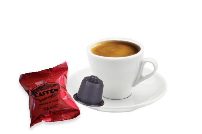 DiCaffe - Nespresso Kaffeekapseln - Intensa