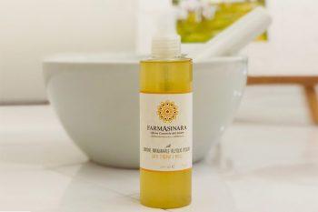 Farmasinada - Flüssigseife mit Olivenöl und Eselsmilch: Miele 200ml