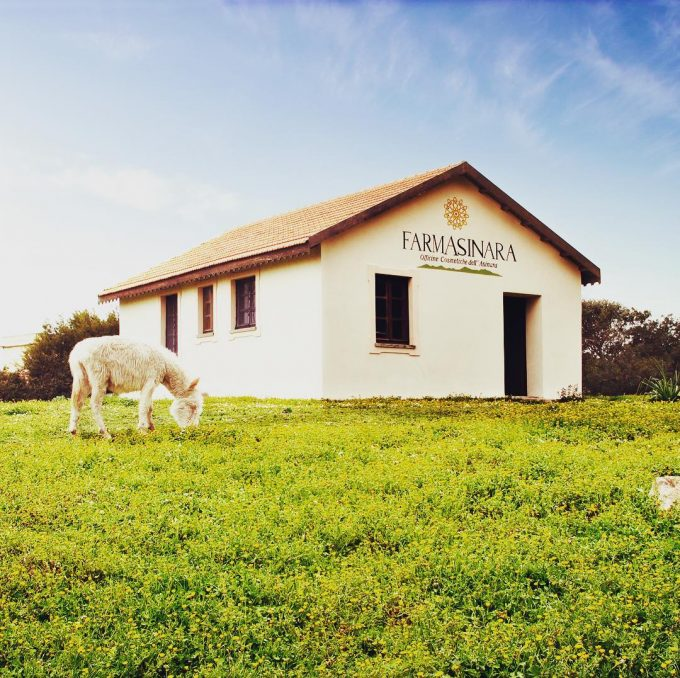 Farm Asinara Körperöl