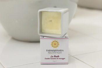 Farmasinara Kosmetische Massagekerze - 50gr