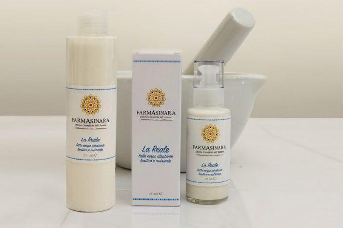 Farmasinara - Moisturising Body Milk, Soothing and Nourishing